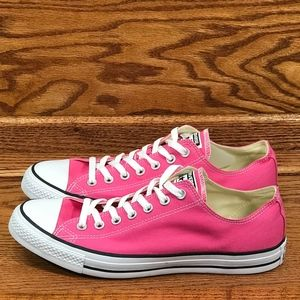 Converse CT OX Pink Paper Shoes